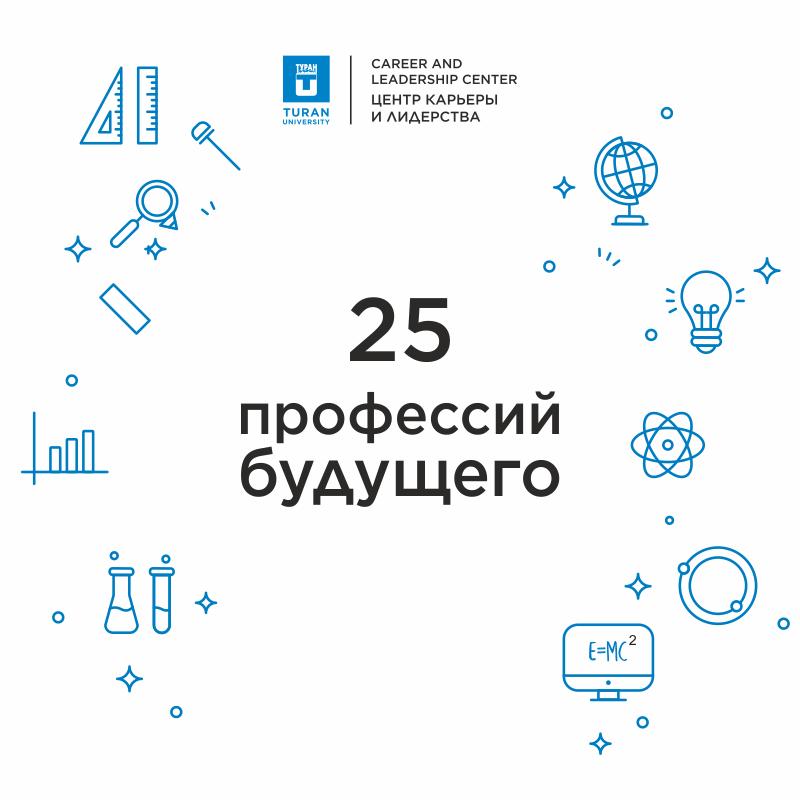 25 профессий будущего