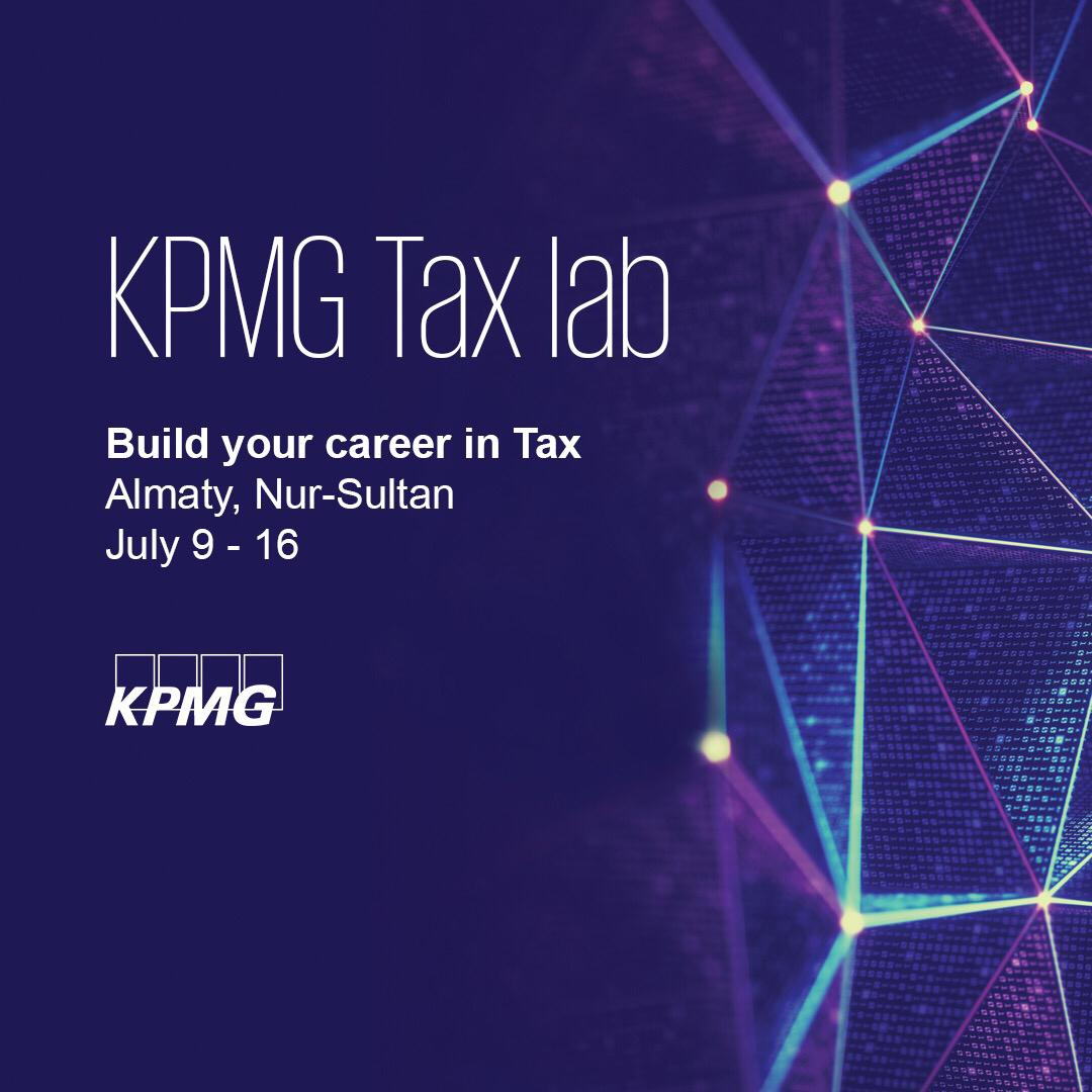 KPMG Tax Lab