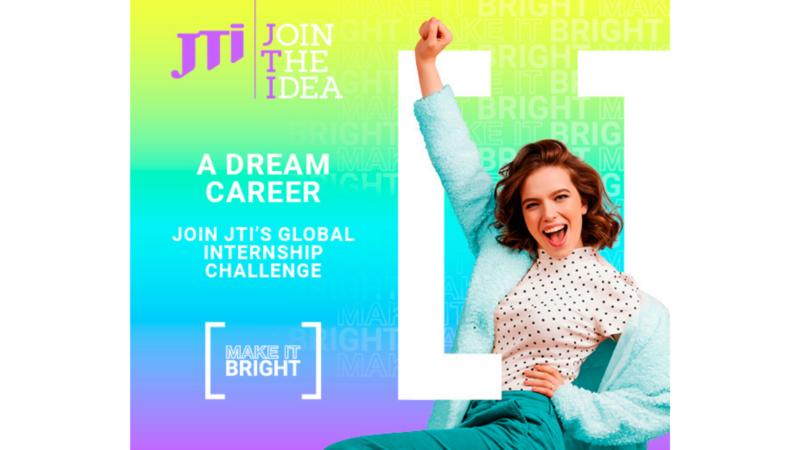 Топ-работодатель и одна из крупнейших FMCG компаний JTI Kazakhstan открыла набор на глобальную стажировку!